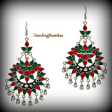 Afghan Style Earrings!
