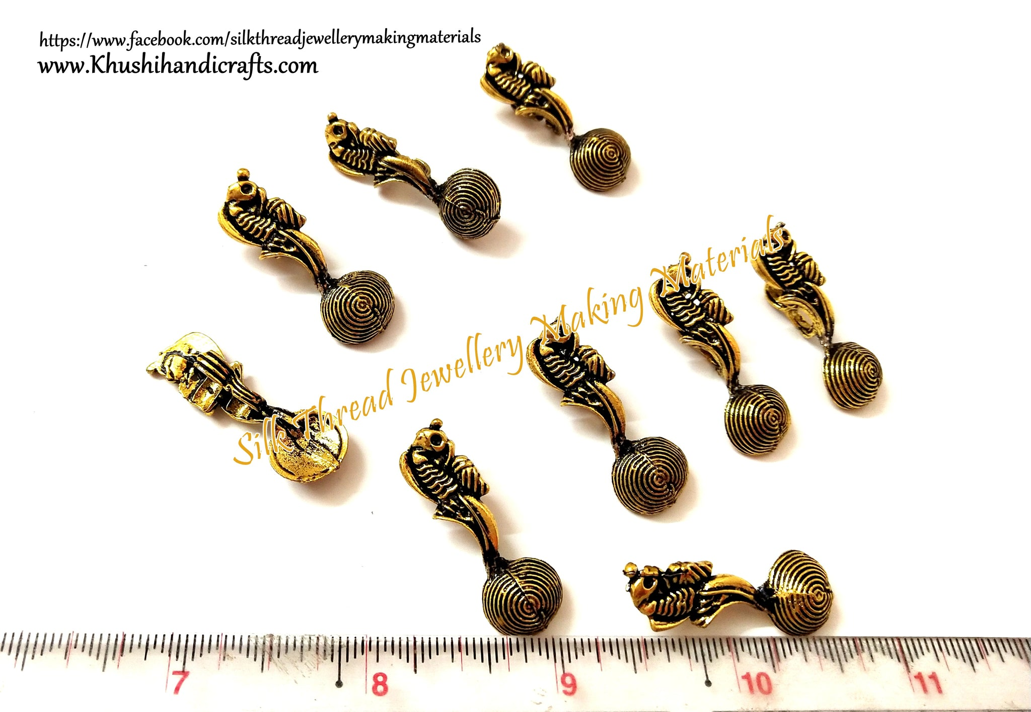 Beads for Oxidised Jewellery