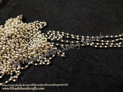 Silver linked chain 3mm.Sold per meter!