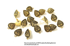 Antique Gold Designer studs -ST74