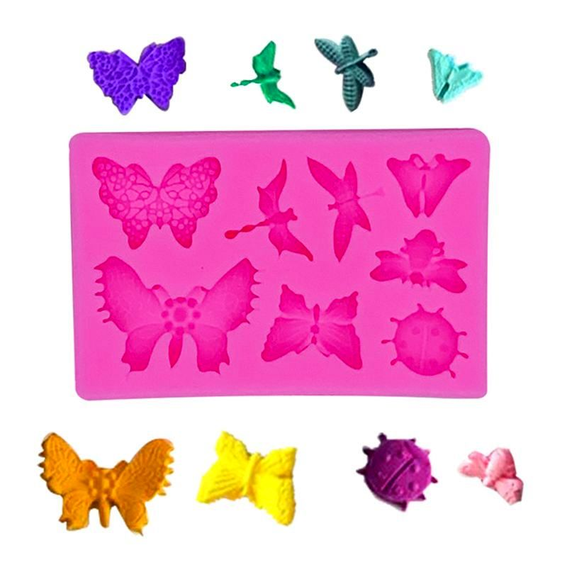 Butterfly mould Silicone Mold for UV resin and epoxy resin casting