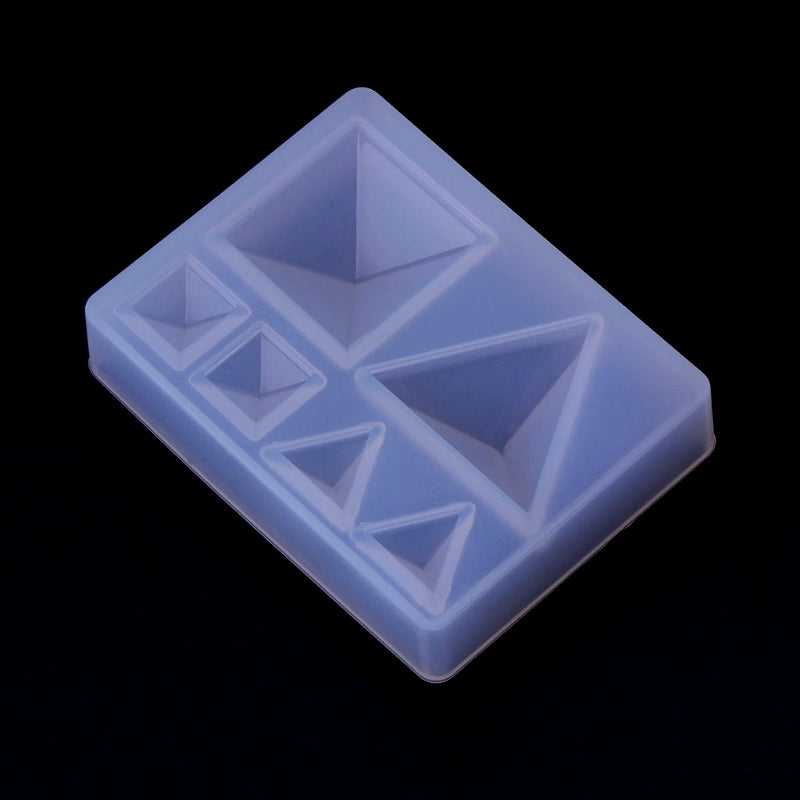 Geometrical shapes Earring Silicone Mold molds For Resin Crafts and Jewellery Making Pattern 2