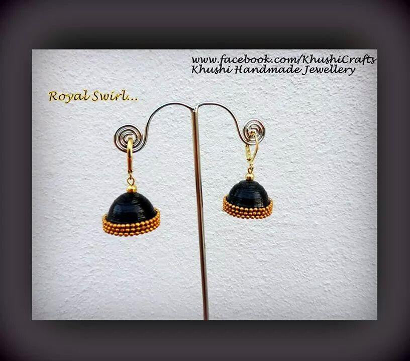 Royal Swirl - Khushi Handmade Jewellery