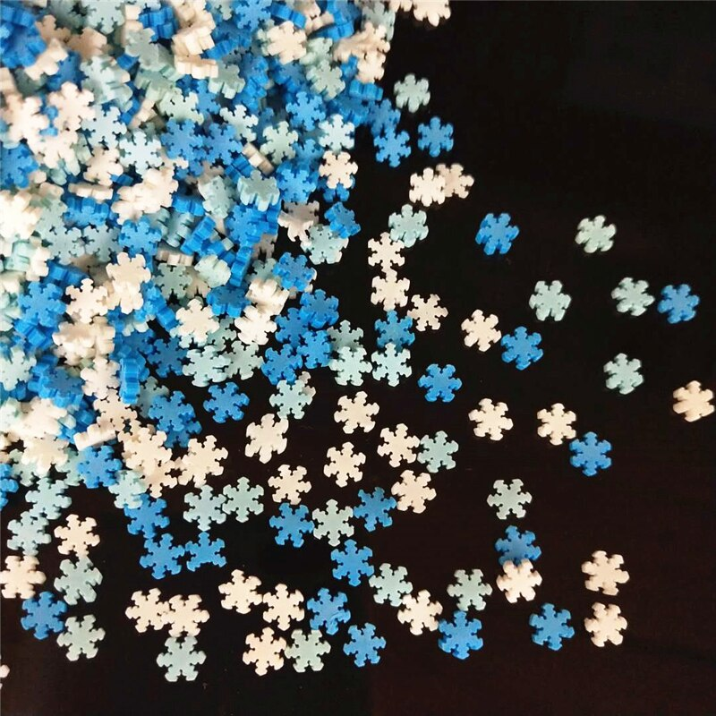 snowflake Filler pieces