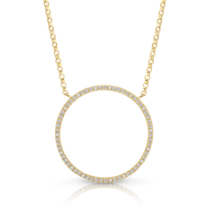 Diamond  'Love' Necklace - Gemma Stone  ABN:51 621 127 866