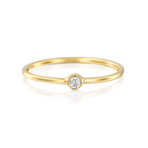 14ct Gold and Diamond Lisette Ring. - Gemma Stone  ABN:51 621 127 866