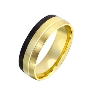 The 'Soren' Mens Wedding Ring - Gemma Stone Jewellery