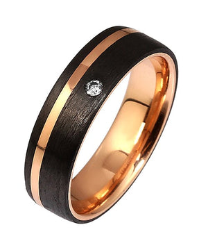 The 'Vincenzo' Mens Wedding Ring - Gemma Stone  ABN:51 621 127 866