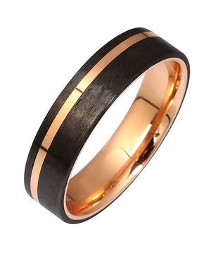 The 'Obi' Mens Wedding Ring - Gemma Stone Jewellery