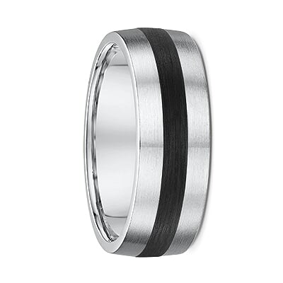The 'Marcelle' Mens Wedding Ring - Gemma Stone  ABN:51 621 127 866