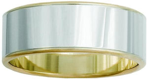 The 'Adair' Mens Wedding Ring - Gemma Stone Jewellery