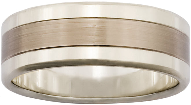 The 'Donovan' Wedding Ring - Gemma Stone  ABN:51 621 127 866