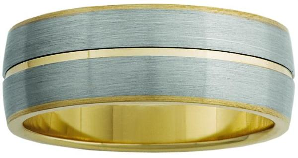 The 'Gabriel' Mens Wedding Ring - Gemma Stone  ABN:51 621 127 866