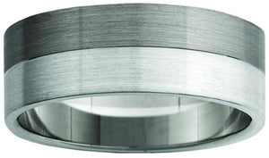 The 'Langdon' Mens Wedding Ring - Gemma Stone  ABN:51 621 127 866