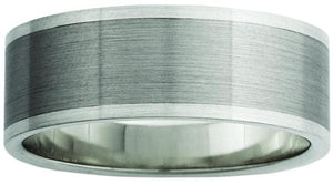 The 'Ashton' Mens Wedding Ring - Gemma Stone  ABN:51 621 127 866