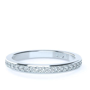 The 'Sia' Diamond Wedding Ring - Gemma Stone Jewellery