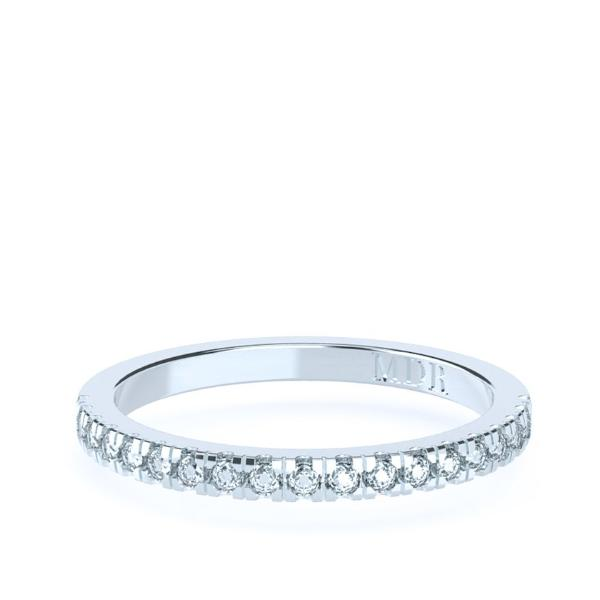The 'Dawson' Diamond Wedding/eternity Ring - Gemma Stone Jewellery