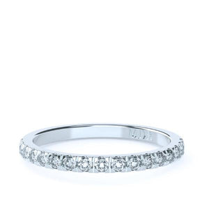 The 'Giselle' Diamond Wedding/Eternity Ring - Gemma Stone Jewellery