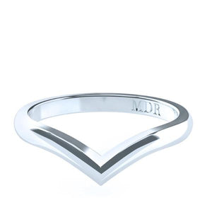 The 'Mecca' Fitted Wedding Ring - Gemma Stone  ABN:51 621 127 866