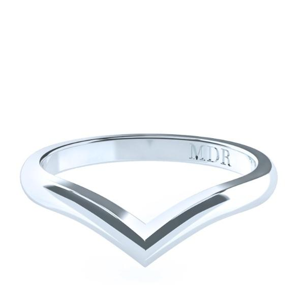 The 'Mecca' Fitted Wedding Ring - Gemma Stone Jewellery