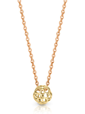 "The 'Tiffany"" Filigree necklace - Gemma Stone  ABN:51 621 127 866"