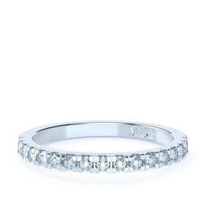 The 'Carolina' Diamond Wedding Ring - Gemma Stone Jewellery