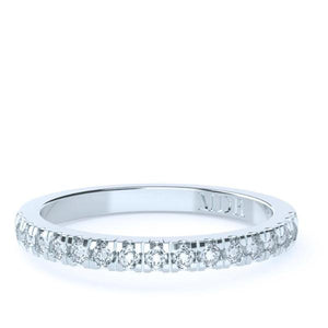 The 'Tatyanna' Diamond Wedding Ring - Gemma Stone Jewellery