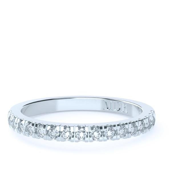The 'Tatyanna' Diamond Wedding Ring - Gemma Stone  ABN:51 621 127 866