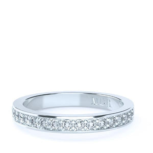 The 'Lucca' Diamond Wedding Ring - Gemma Stone Jewellery