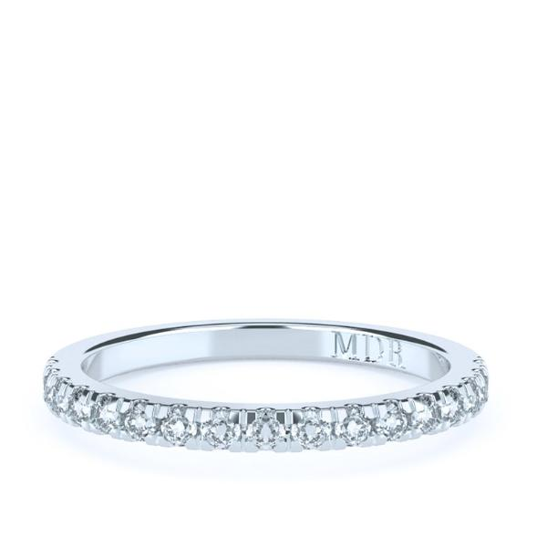 The 'Edina' Diamond Wedding Ring - Gemma Stone Jewellery