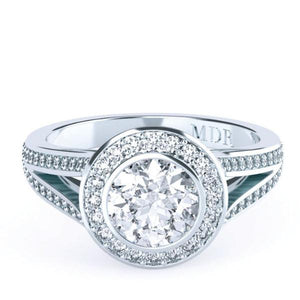 Brilliant Cut Diamond 'Vienna' Ring - Gemma Stone  ABN:51 621 127 866
