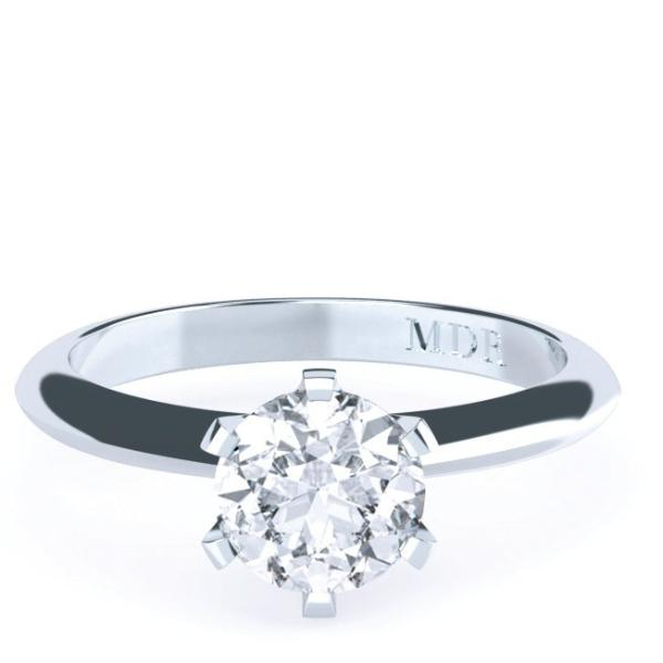 Brilliant Cut Diamond Solitaire'Sedona' Ring - Gemma Stone  ABN:51 621 127 866