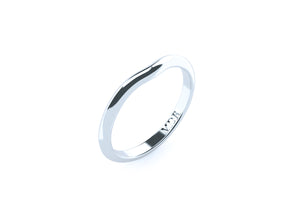 The 'Bailey' Fitted Wedding Ring - Gemma Stone  ABN:51 621 127 866