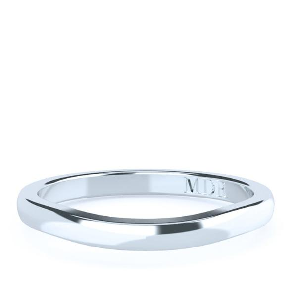 The 'Martine' Fitted Wedding Ring - Gemma Stone  ABN:51 621 127 866