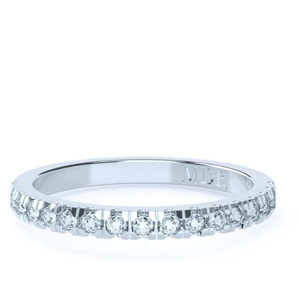 The 'Catalina' Diamond Wedding Ring - Gemma Stone Jewellery