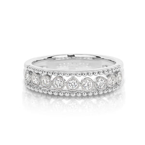 Diamond 'Ella' Ring - Gemma Stone  ABN:51 621 127 866
