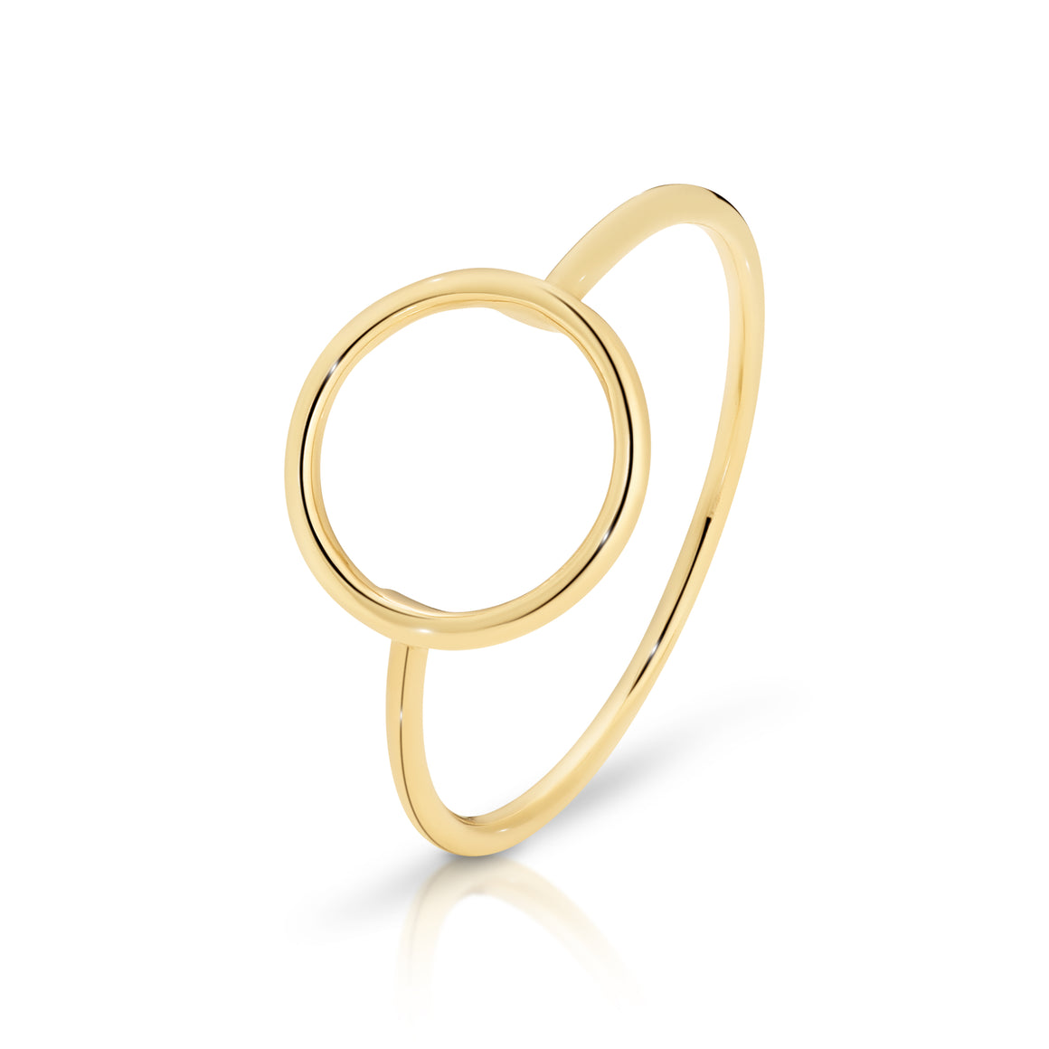 9ct Gold 'Liberty' Ring - Gemma Stone  ABN:51 621 127 866