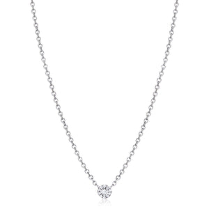 "Diamond ""Novella"" Necklace - Gemma Stone Jewellery"