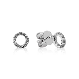 "Diamond ""Circa"" Earrings - Gemma Stone  ABN:51 621 127 866"