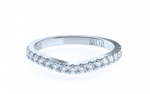 The 'Cassandra' Wedding Ring - Gemma Stone  ABN:51 621 127 866