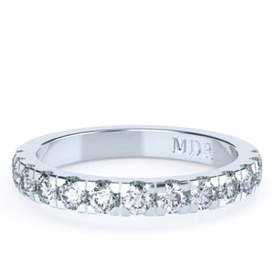 The 'Clayton' Diamond Wedding/Eternity Ring - Gemma Stone  ABN:51 621 127 866
