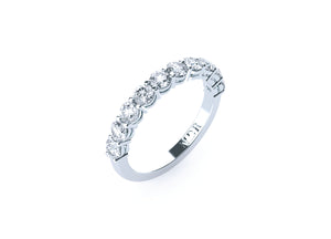 The 'Kennedy' Diamond Wedding/Eternity Ring - Gemma Stone  ABN:51 621 127 866