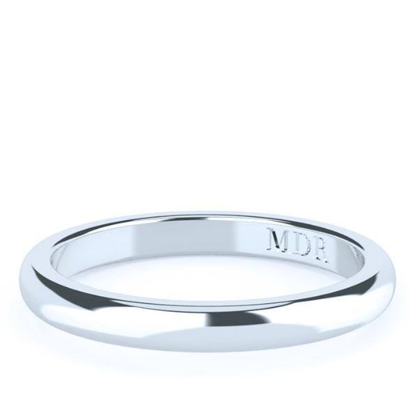 The 'Deus' Wedding Ring - Gemma Stone Jewellery