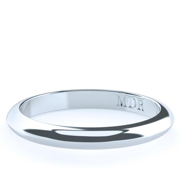 The 'Baker' Wedding Ring - Gemma Stone Jewellery