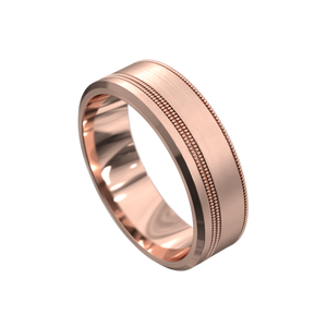 The 'Erasmos' Mens Wedding Ring - Gemma Stone  ABN:51 621 127 866