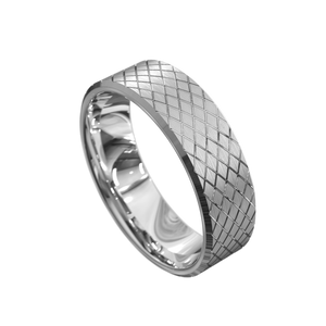 The 'Ambrus' Mens Wedding Ring - Gemma Stone Jewellery