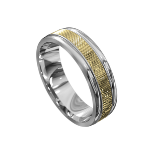 The 'Hermes' Mens Wedding Ring - Gemma Stone  ABN:51 621 127 866