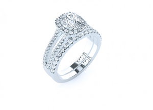 The 'Dawson' Diamond Wedding/eternity Ring - Gemma Stone  ABN:51 621 127 866