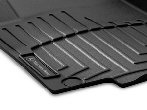 Floor tray - GLE Coupe, 3-piece, Black
