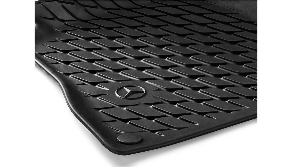 All Season Floor Mats - B Class